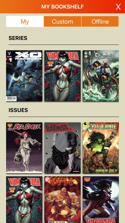 ComicBlitz - Unlimited Digital Comics! screenshot-3
