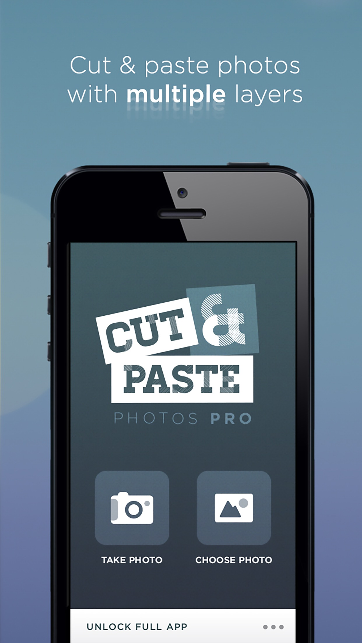 Cut Paste Photos Pro Edit Chop Screenshot