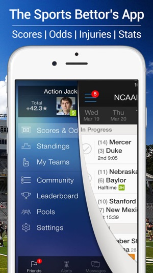 Onside Sports: Scores & Odds on the App Store