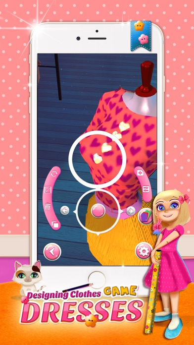 Clothes Designing Game | Designing Clothes Game For Girl S Fashion Salon App Mobile Apps