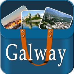 Galway  Offline Map City Guide