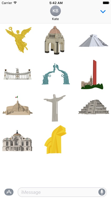 Mexican Monuments