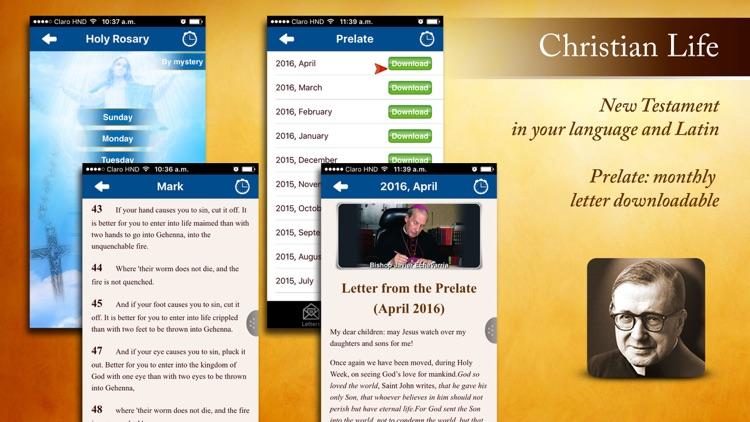 St. Josemaria for iPad screenshot-3