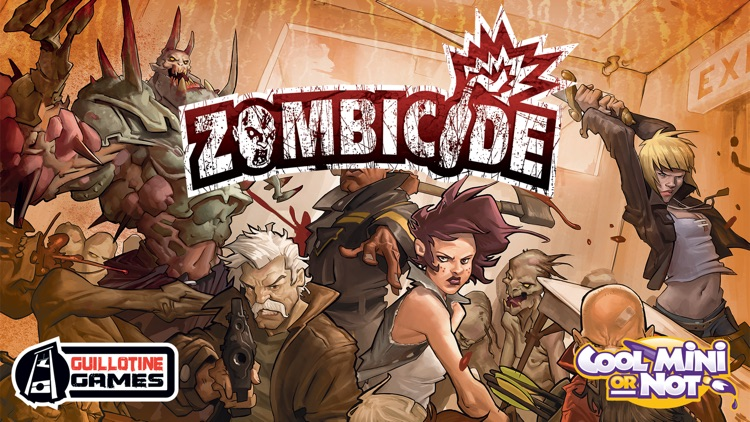 Zombicide Companion screenshot-0