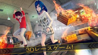 Subway Run アニメ シンデレラ ガールズ ランナー 脱出 新作 ゲーム 無料 アプリ紹介画像1
