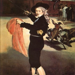 Edouard Manet Paintings.