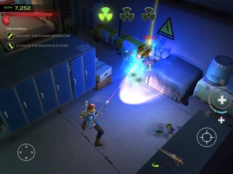 Xenowerk Screenshots