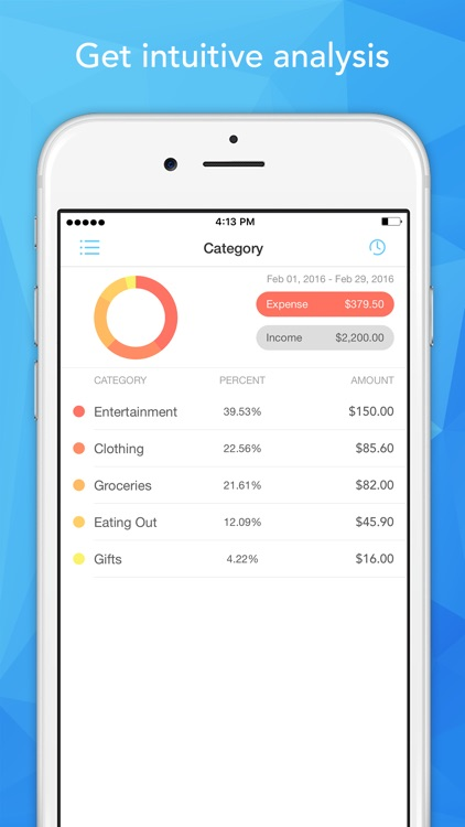 Pocket Expense Pro - Personal Finance Assistant