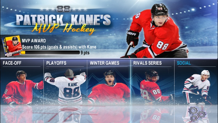 Patrick Kane's MVP Hockey screenshot-3