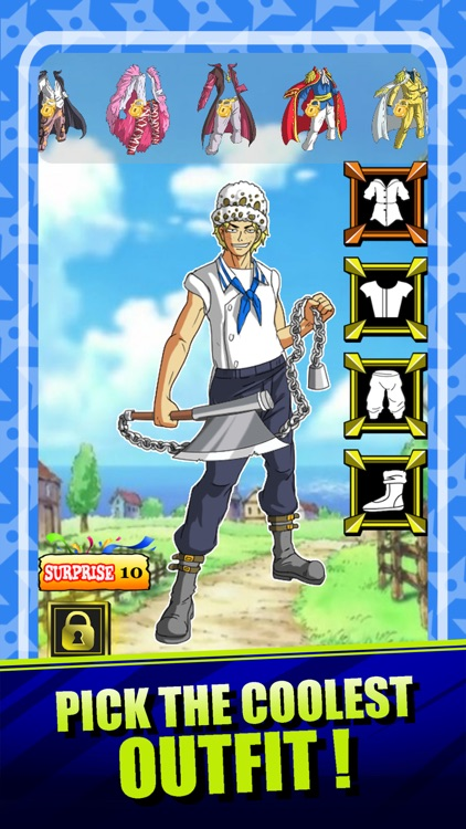 Pirate King One Gold Creator: Find Piece Treasure