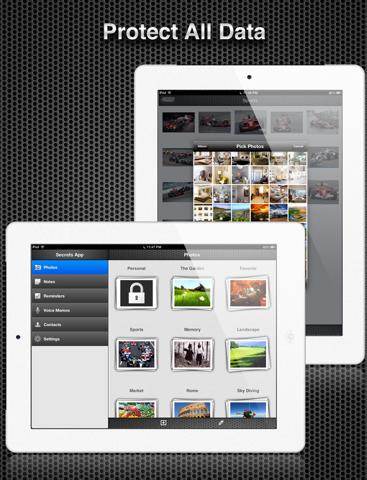 Screenshot #6 pour App Secret
