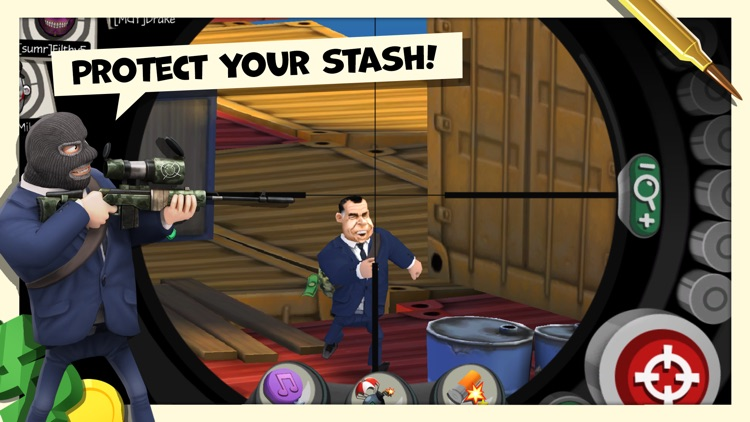Snipers vs Thieves: FPS Clash