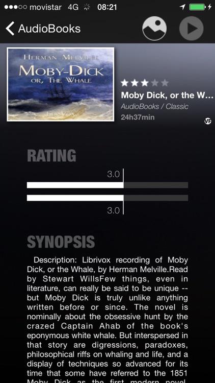 AudioBooks - Listen and download audiobooks screenshot-3