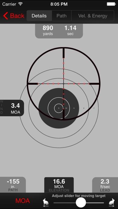 iSnipe screenshot four
