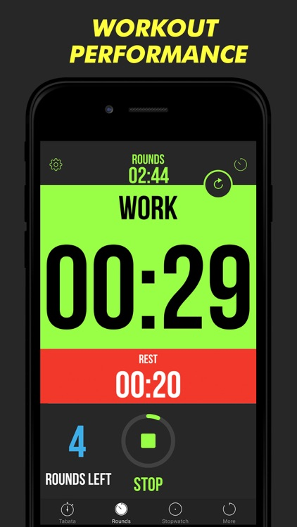 Timer Plus - Workouts Timer screenshot-3