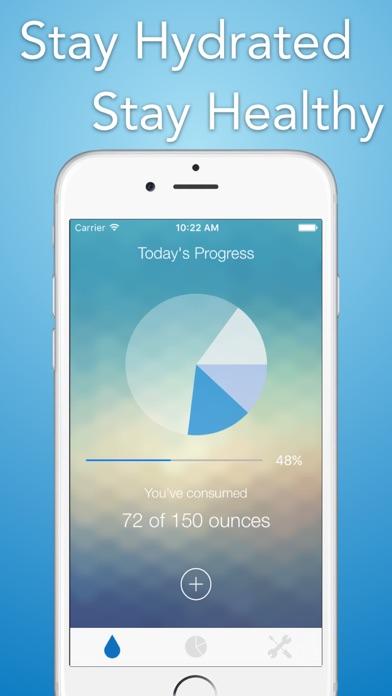 iHydrate -Daily Water Tracker & Hydration Reminderのおすすめ画像5