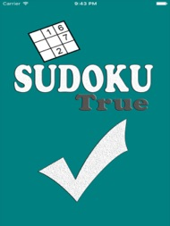 Sudoku True ipad images