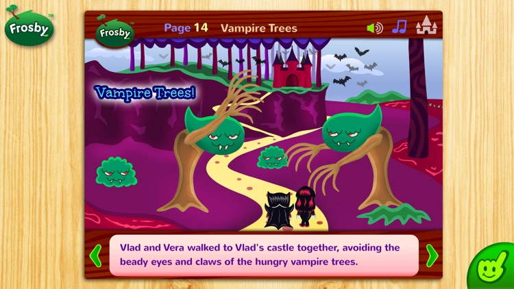 Vlad's Vampire Bats screenshot-3