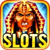 The Pharaoh's Slots on Fire - old vegas way to casino's top wins