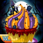 Cupcake Maker Story:Halloween kitchen Cooking game icon