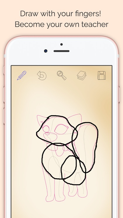 How To Draw Cats & Kittens screenshot-3