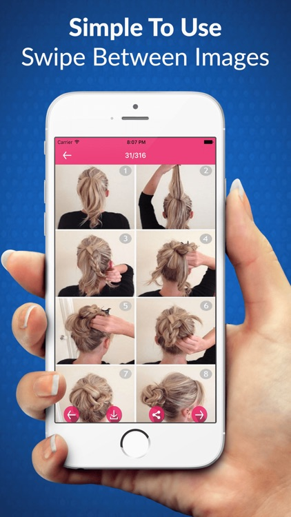 Women Hairstyle Ideas screenshot-4
