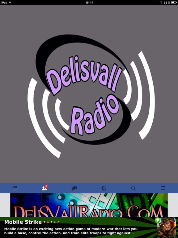 Delisvallradio App screenshot 4