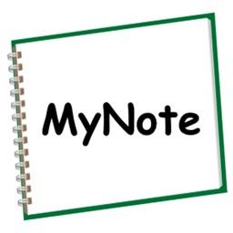 MyNote -使いやすいメモ帳、ノート、TOリスト機能で予定を管理