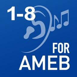 AURALBOOK for AMEB Grade 1-8HD