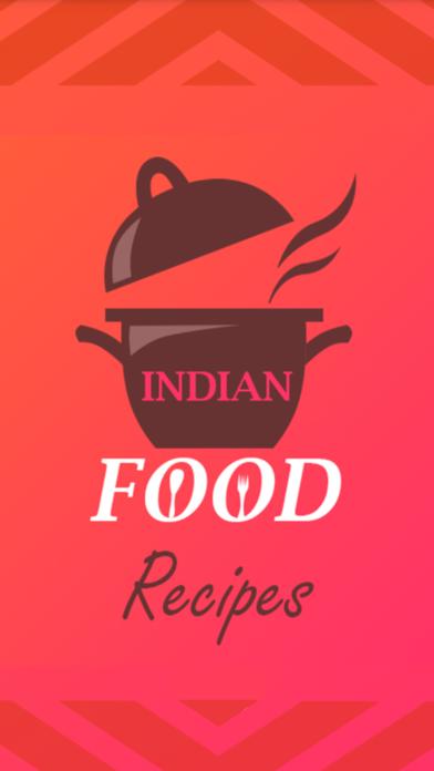 Indian Food Recipes - Hindi Food Recipes screenshot one