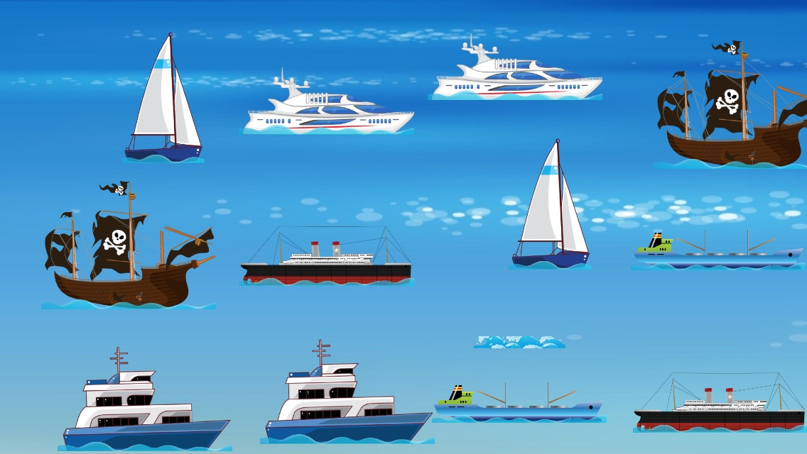 Boats and Ships for Toddlers Screenshot