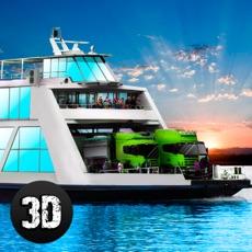 Activities of Cargo Ship Simulator: Car Transporter 3D Full