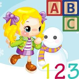 iKnow ABC-123-Color-Fruit etc.