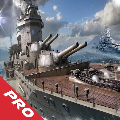 Battleship Career Combat Sea Pro - Fast-paced naval warfare!