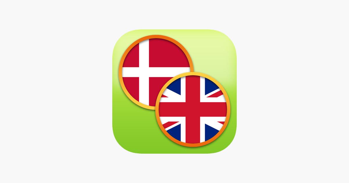 Engelsk Dansk Ordbog Free i App Store