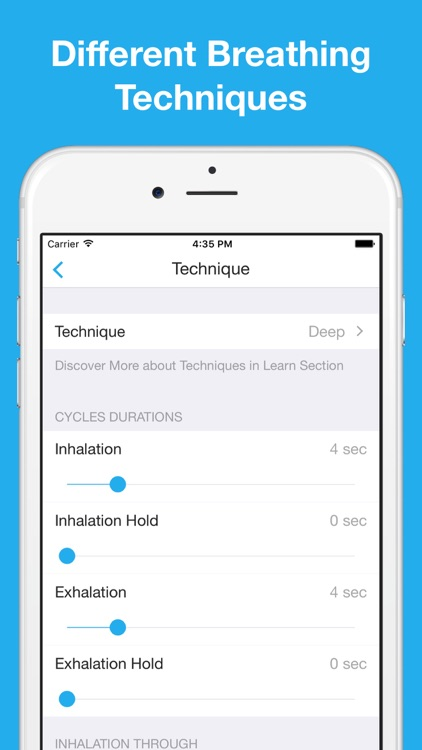 Breathe Deep - Personal Assistant for Breathing Meditation, Pranayama Breath and Ujjayi