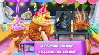 Ice Cream Master: Icy Desserts Screenshot on iOS