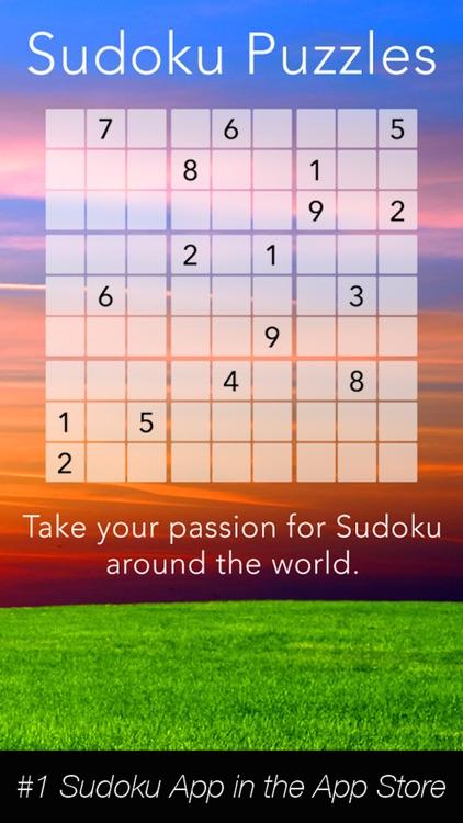 Sudoku Puzzle World screenshot-0