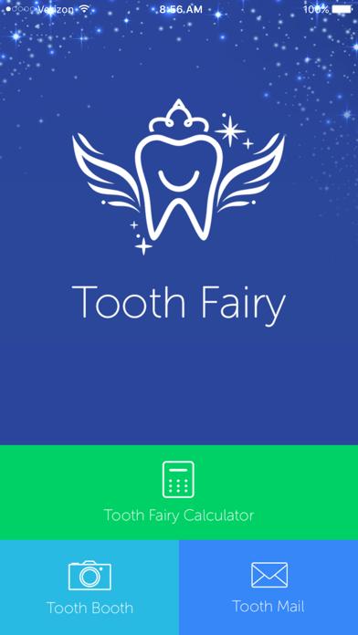 Visa's Tooth Fairy Calculator screenshot two