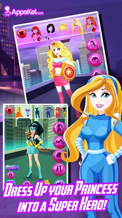 SuperHero Beauty Frenzy 2– Dress Up Games for Free screenshot-3