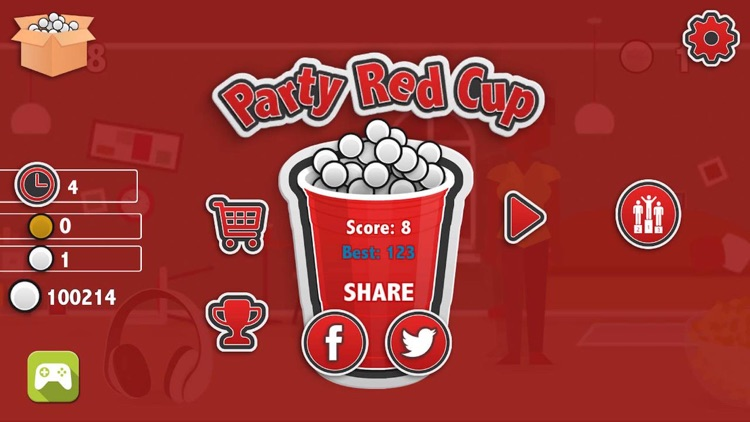 Party Red Cup screenshot-3
