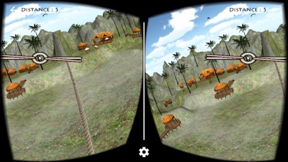 Rope Crossing Adventure For Vrtual Reality Glasse 3