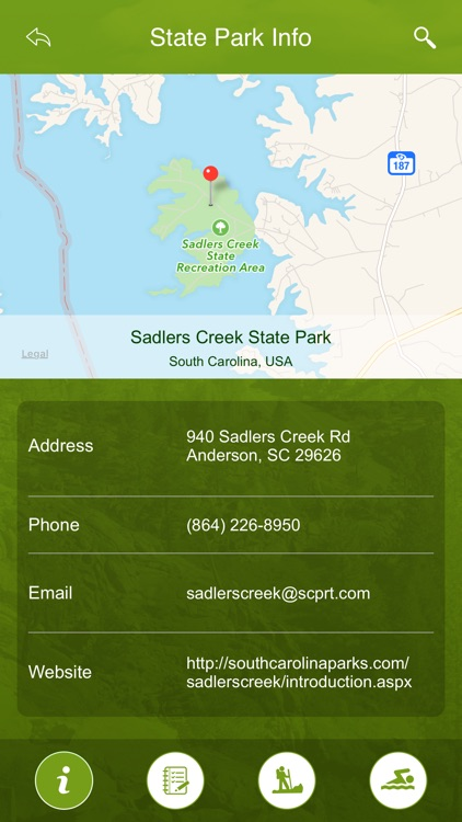 South Carolina State Parks screenshot-3
