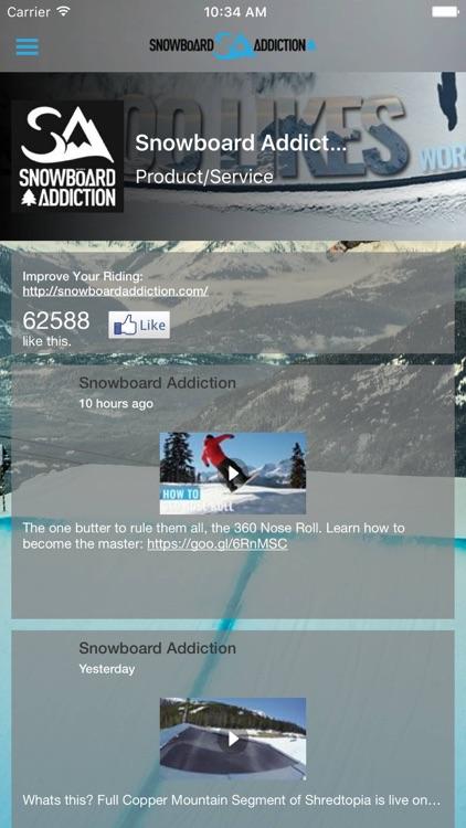 Snowboard Addiction screenshot-4