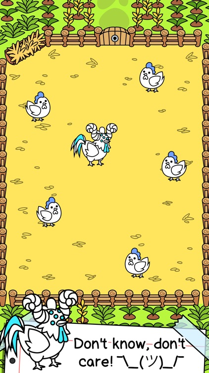 Chicken Evolution | Clicker Game of the Mutant Farm