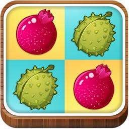 Fruit pop Classic-Fruit Line pop game