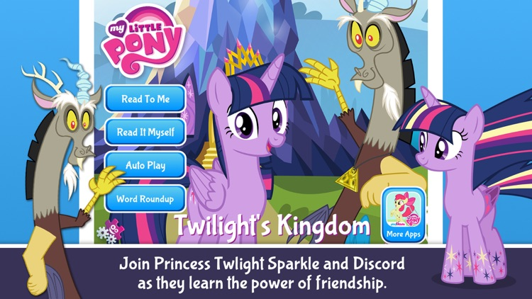 My Little Pony: Twilight's Kingdom Storybook Deluxe screenshot-0