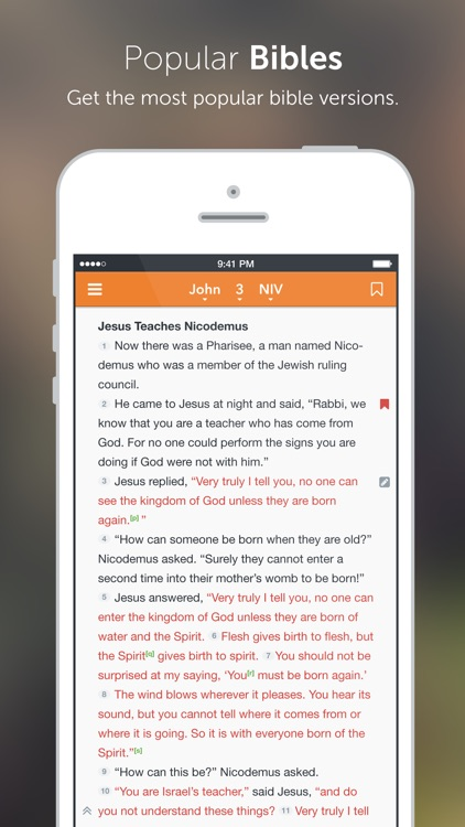 NIV Bible+ screenshot-0