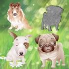 Quebra cabeças filhotes cães icon