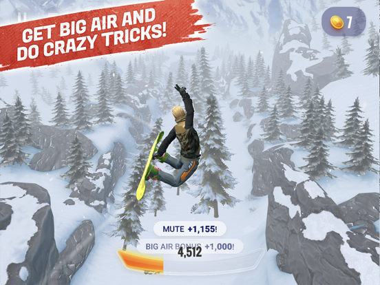 Peak Rider Snowboarding screenshot 5